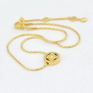 Henri Bendel Fashion Lucky Clover Necklace
